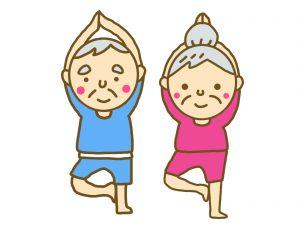 お年寄り 運動